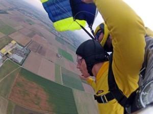 Fallschirmspringen Max