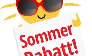 Sommer-Rabatt fallschirm